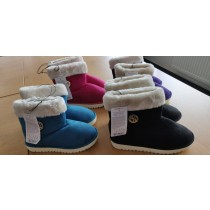 Oodji Ultra Women's Short Boots With Faux Fur Details, 250 Pairs, Grade A Condition, Est. Original Retail €4,750, Prague, CZ, FREE SHIPPING