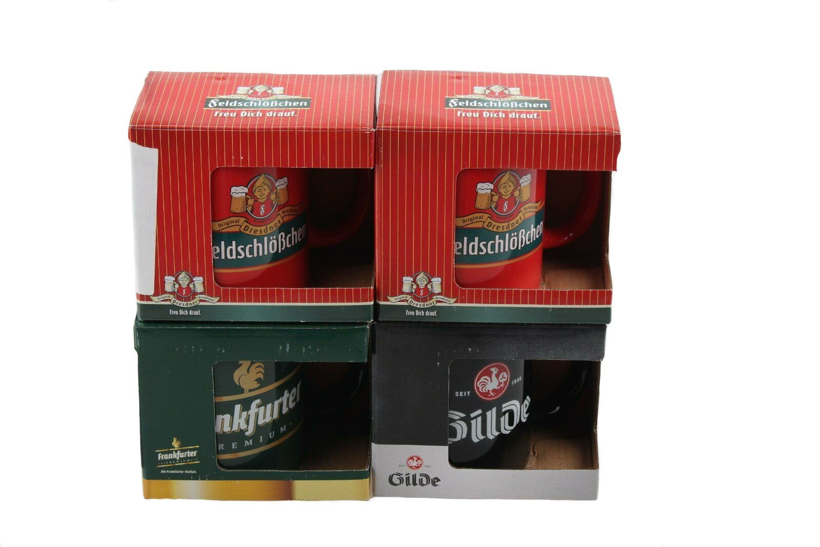 Branded Beer Mugs, 2 Est. Original Retail €19,800, Tanna, DE