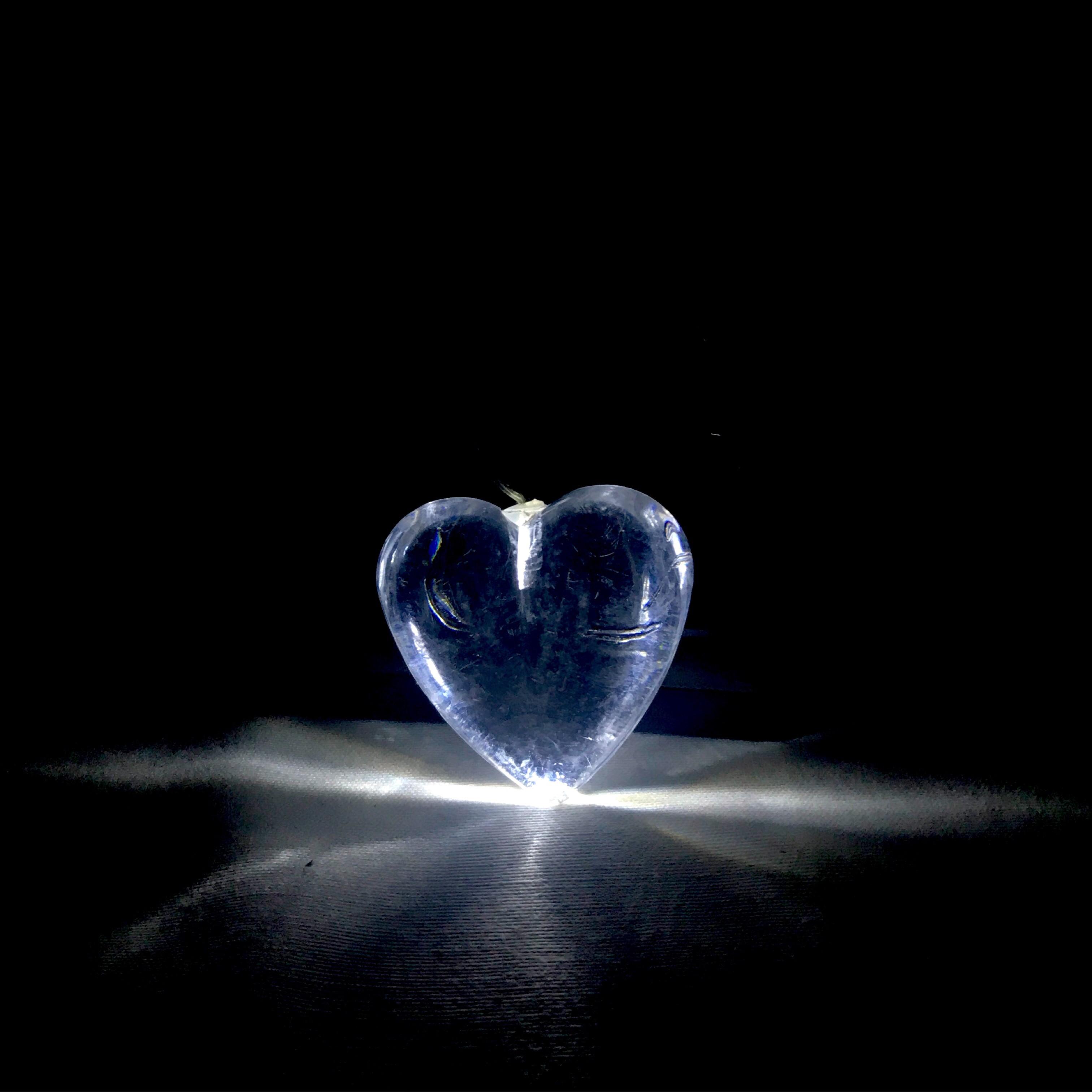 Glowing Heart Lights Est. Original Retail €3,360, Vilnius, LT