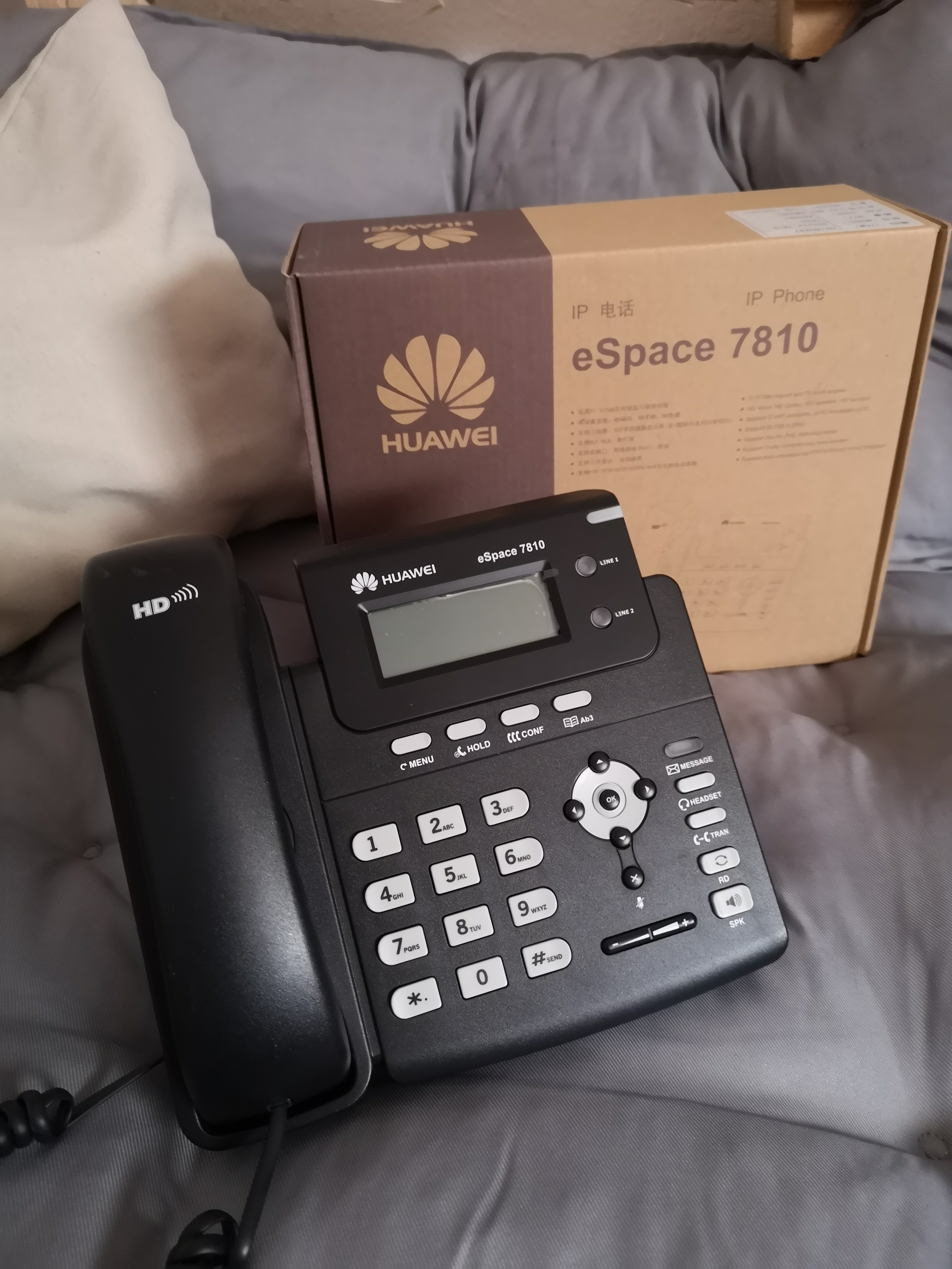 Huawei eSpace 7810 Landline Phones Est. Original Retail €1,800, Manises, ES