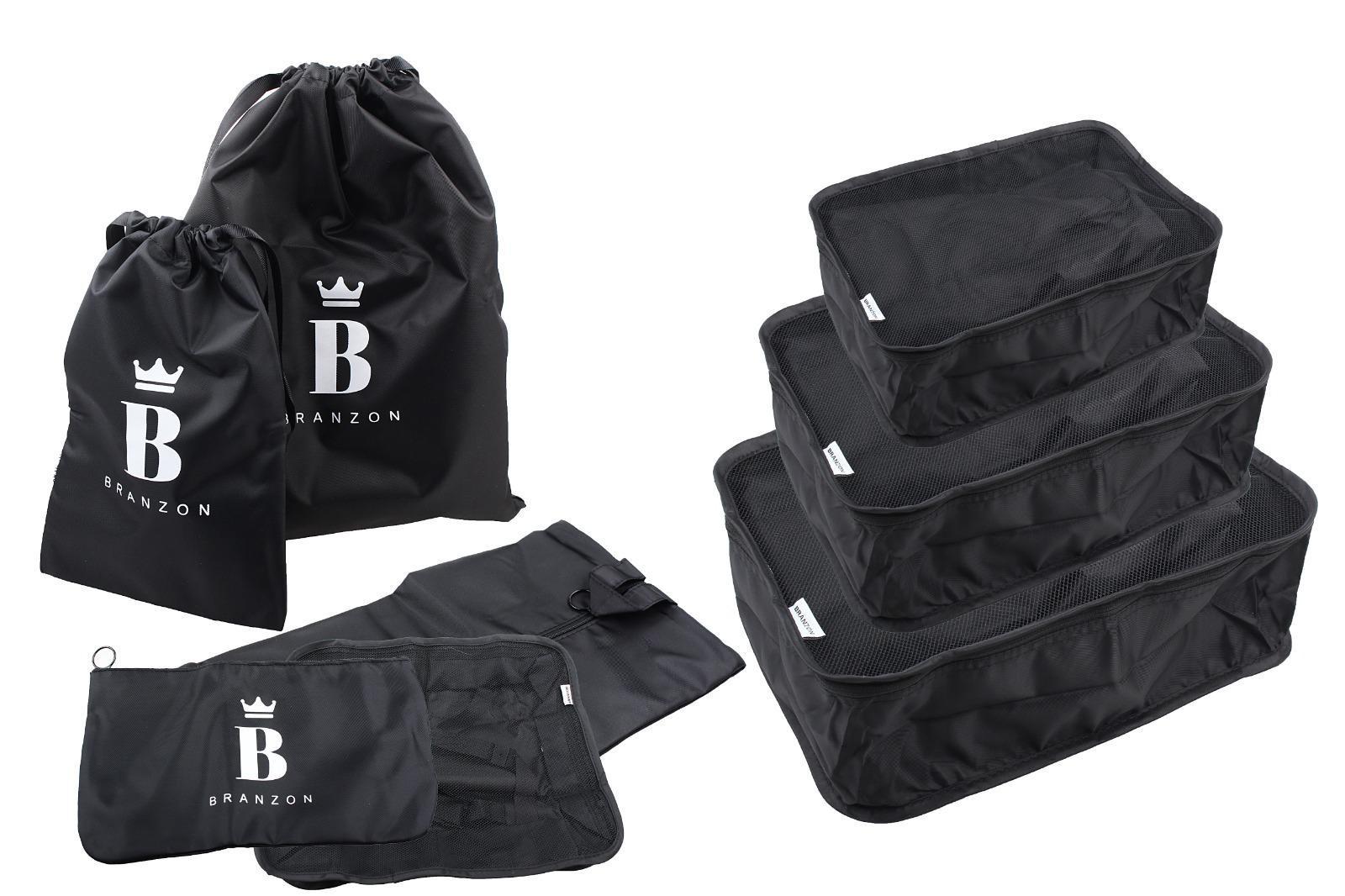 Branzon Luggage Packing Organizer Sets, 8-Piece Sets, 210 Sets, Est. Original Retail €4,618, Tanna, DE