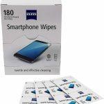 Zeiss Smartphone Wipes, Packs of 180, 576 Packs, Est. Original Retail £11,520, Runcorn, GB