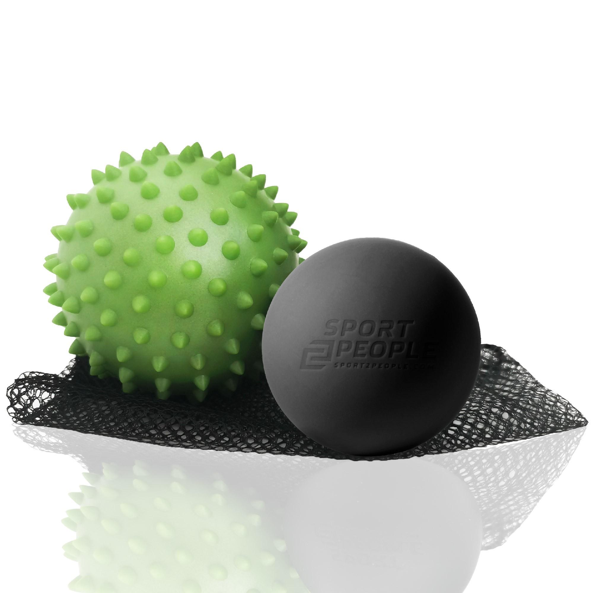 Massage Ball Sets, Spiky Ball & Lacrosse Ball, 200 Sets, Est. Original Retail €3,994, Novo Mesto, SI