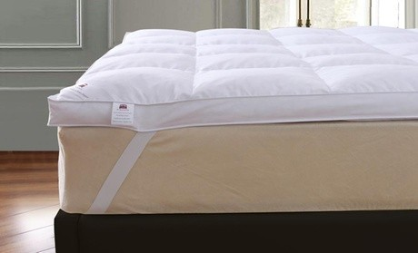 9 Pallets of Mattress Toppers & More, 85 Pieces, Est. Retail €86,500+, Frankfurt Area, Germany