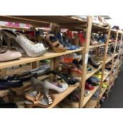 450 Pairs Women's Brand Shoes Converse, 450 Units, Grade A Condition, Est. Original Retail €53,550, Hannover, DE