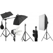 Continuous Lighting Professional Studio Sets, 38 Sets, Grade A Condition, Est. Original Retail €7,562, Hannover, DE