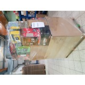 14 Pallets, Tools, Garden Tools, Security Technology, Sanitary, 549 Units, Grade C Condition, Est. Original Retail €36,989, Westernohe , DE