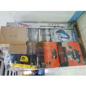 11 Pallets of Tool Items, Garden Items & More, Mixed, 415 Units, Grade C Condition, Est. Original Retail €34,288, Westernohe , DE