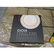 Bugatti Gioia Dinner Plates Box of 2, 975 Units, Grade A Condition, Est. Original Retail €24,375, Oss, NL