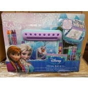 1 Pallet of Disney Frozen Deluxe Roll & Go Art Desks, 360 Units, Grade A Condition, Original Retail &pound5,400 - Sheffield, UK