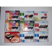 Printer Ink Cartridges Multi-Color & Toners (Epson, Canon, HP), 2,168 Units, Grade A Condition, Est. Original Retail €23,848, Przemyszl , PL