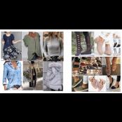 Mixed Floryday Women's Clothing, Dresses, Blouses, Coats, Shirts & Shoes, 1,000 Units, Grade A Condition, Est. Original Retail £27,000, Runcorn, GB