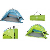 Lumaland Outdoor Tents with Zipper, Stake & Carrying Bag, 60 Units, Grade A Condition, Est. Original Retail €5,334, Hannover, DE