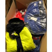 BP, Helly Hansen, Rofa, Texxor & Mix Of Workwear For Various Sectors, 800 Units, Grade A Condition, Est. Original Retail €31,920, Hannover, DE