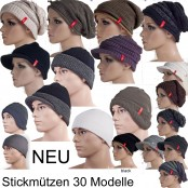 Winter Hats, Slouchy / Fisherman / Core / Cap / Beanies, Unisex, 2,041 Units, Grade A Condition, Est. Original Retail €30,513, Hamburg, DE