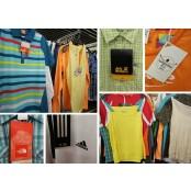 Sports Clothing, Adidas, Puma, Head & Other Makes, 655 Units, Grade A&B Condition, Est. Original Retail €32,125, Hannover, DE