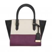 Naomi Campbell Colour Block Tote Bags, 192 Units, Grade A Condition, Est. Original Retail €13,430, Oss, NL