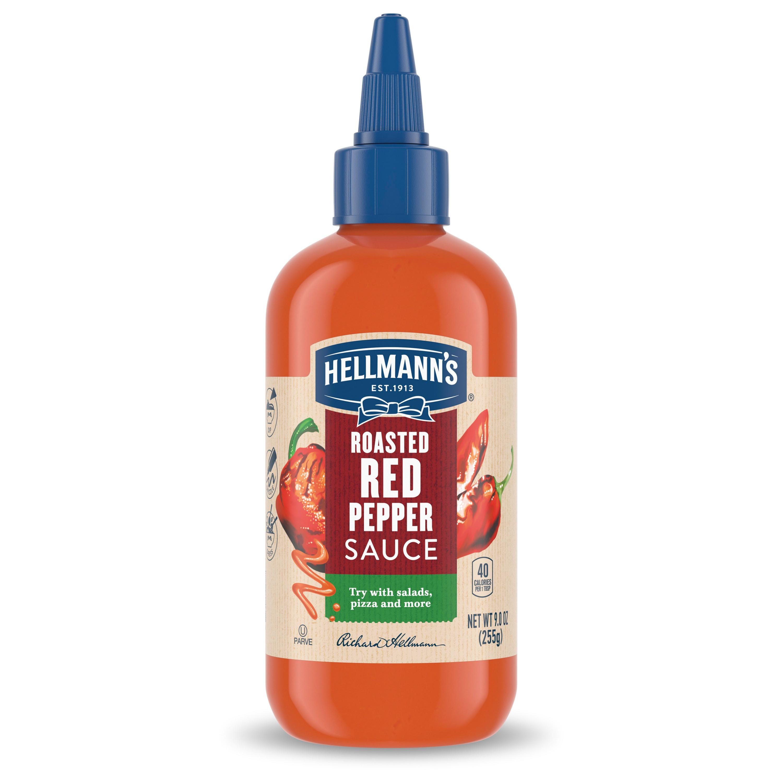 Hellmann's Sauce & Mayonnaise, 9,/1,300 Cases, Ext. Retail $45,946, Edwardsville, IL
