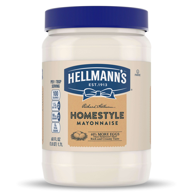 Hellmann's Mayonnaise, 7,/854 Cases, Ext. Retail $91,025, Jacksonville, FL