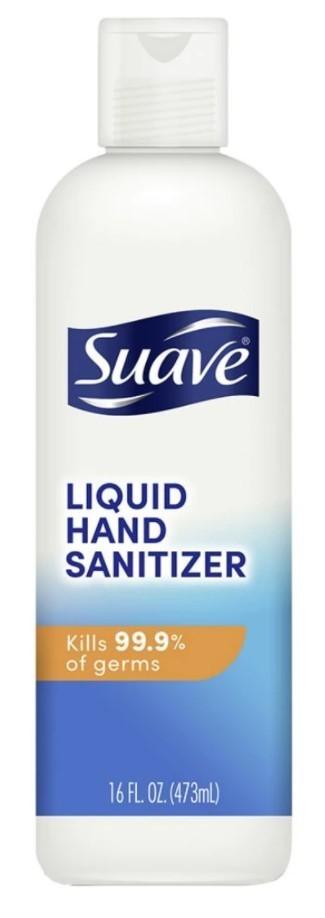 Suave Hand Sanitizer, 10,/780 Cases, Ext. Retail $83,921, Jacksonville, FL