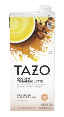 Tazo Concentrates & Tea, 7,/1,354 Cases, Ext. Retail $66,240, Newville, PA