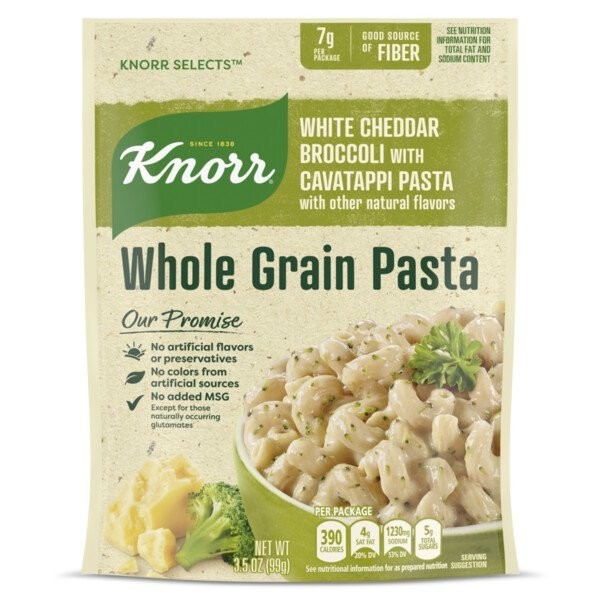 Knorr Pasta & Risotto Mixes, 30,/3,756 Cases, Ext. Retail $89,844, Edwardsville, IL