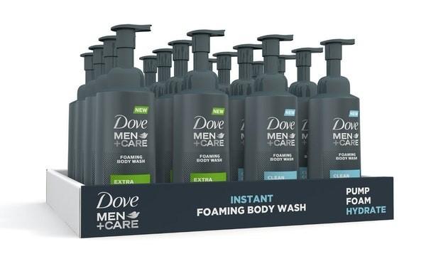 Dove Body Wash, 7,/480 Cases, Ext. Retail $66,240, Edwardsville, IL