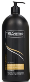 Shampoo,er & More by Tresemme & More, 36,/1,622 Cases, Brand New, Ext. Retail $71,152, Edwardsville, IL