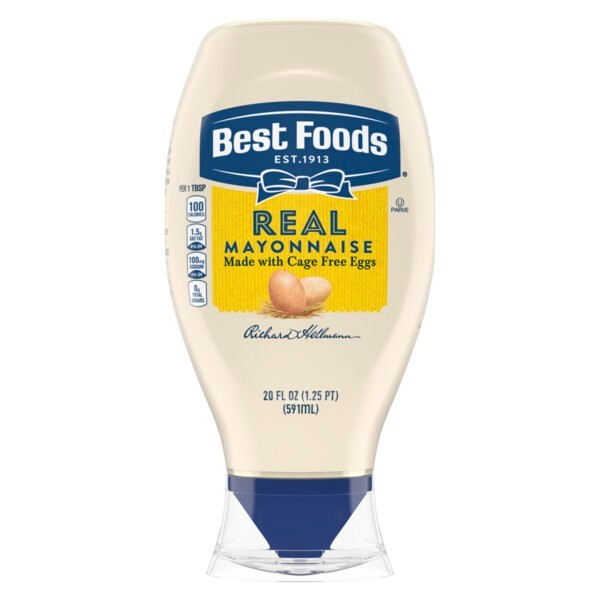 Mayonnaise & Barbecue Sauce by Hellmann's & Best Foods, 21,/2,640 Cases, Ext. Retail $149,975, Wilmer, TX