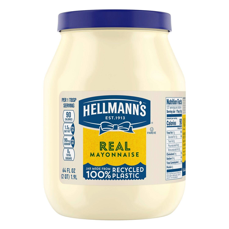 Hellmann's Mayonnaise, 4,/20 Cases, Ext. Retail $52,248, Jacksonville, FL