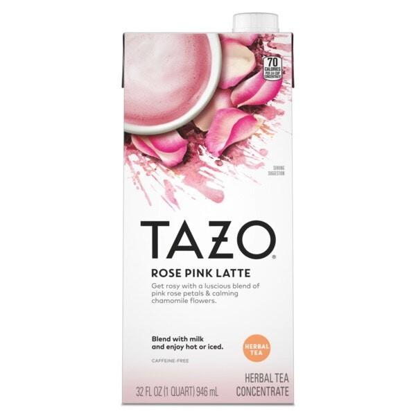 Tea & Concentrate by Tazo & Lipton, 9,/1,159 Cases, Ext. Retail $93,682, Rialto, CA