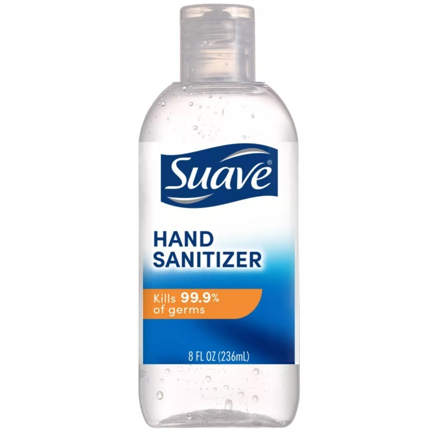 Suave Hand Sanitizer, 38,/1,609 Cases, Ext. Retail $229,363, Wilmer, TX
