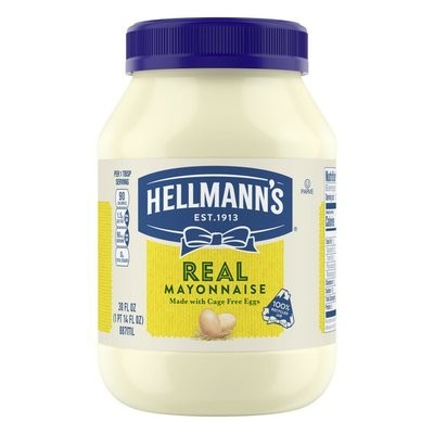 Mayonnaise by Hellmann's & Best Foods, 12,/29 Cases, Ext. Retail $140,955, Wilmer, TX