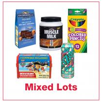 Truckload of Vitamins, Pediatrics & More, 35,892 Units, Used - Fair Condition, Ext. Retail $257,322, Pendergrass, GA