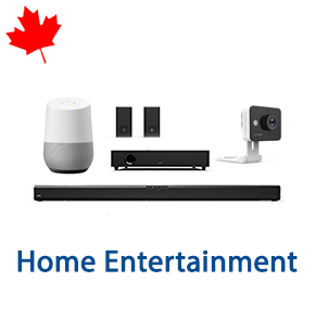 1 Pallet of Home Entertainment Ext. Retail $11,138 CAD, Mississauga, ON, Canada