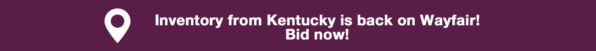 Kentucky Inventory