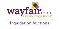 Wayfair Liquidation Auctions