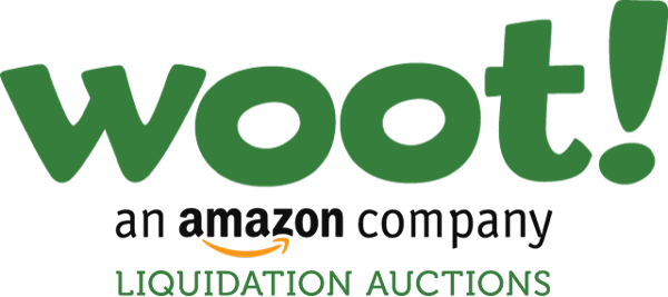 Woot Liquidation Auctions logo