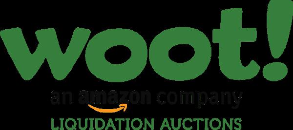 Woot Liquidation Auctions logo