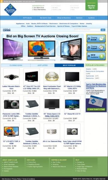 SamsClub-New-home-page_2010