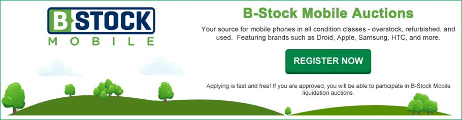 bstockmobile cell phone inventory