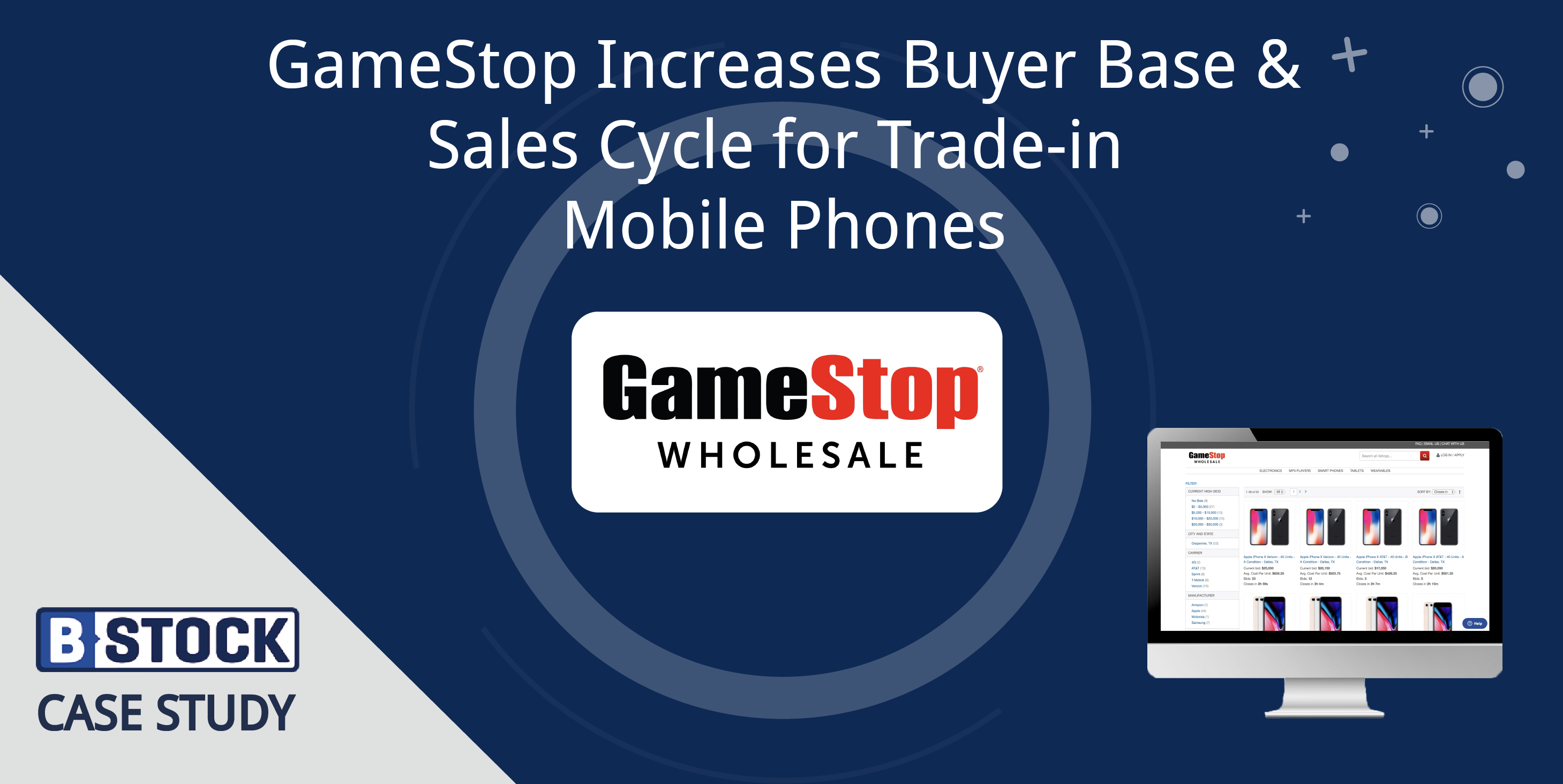 GameStop Increases Buyer Base and Sales Cycle for Trade-in Mobile Phones – Case Study