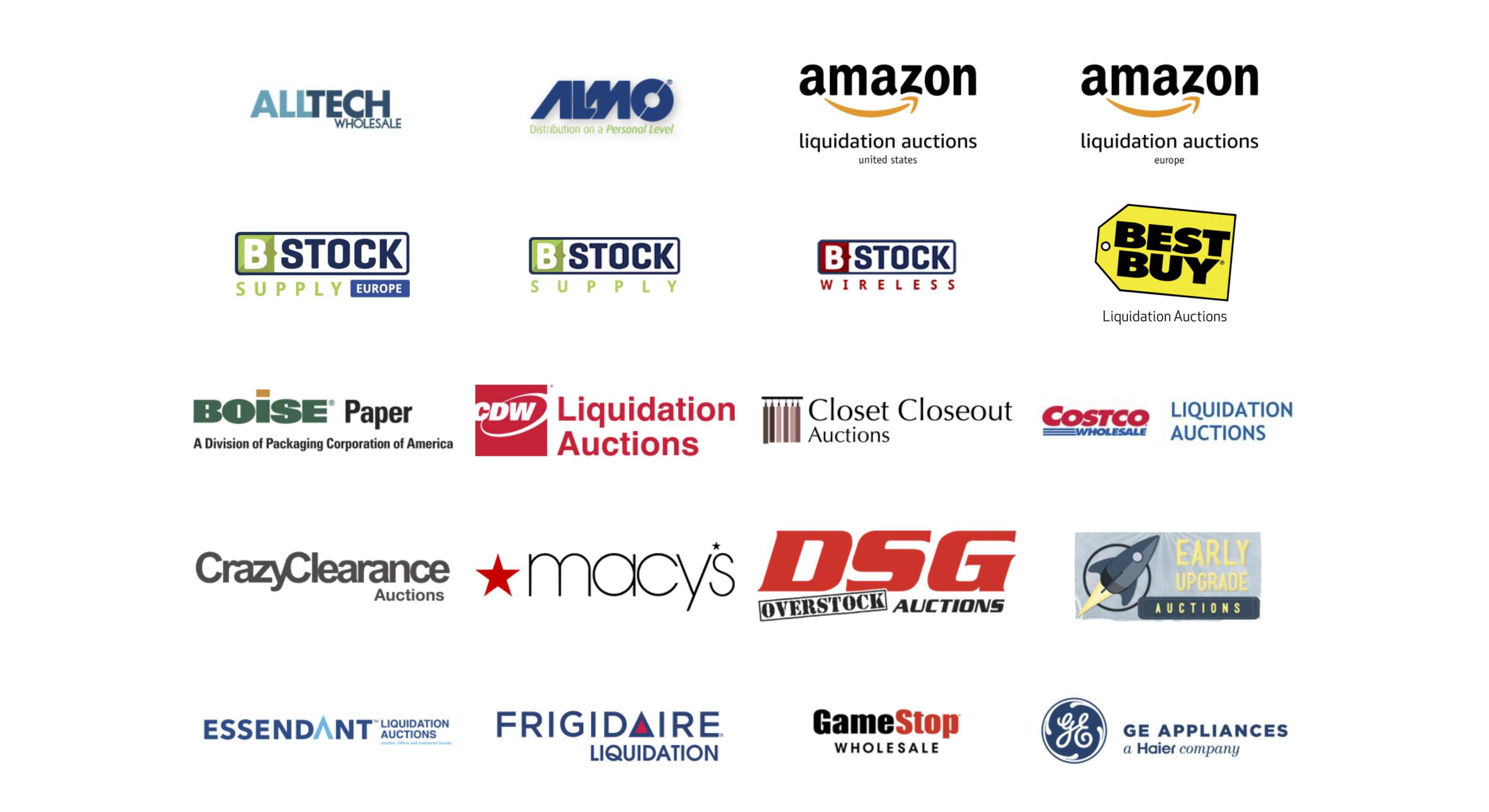 B Stock Solutions private-label b2b liquidation auction marketplaces | b-stock