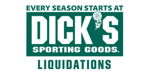 Marketplace DICK's Sporting Goods Liquidations