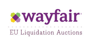 Marketplace Wayfair EU Liquidation Auctions
