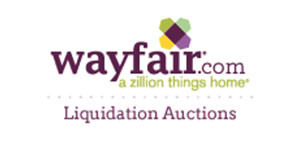 Marketplace Wayfair Liquidation Auctions