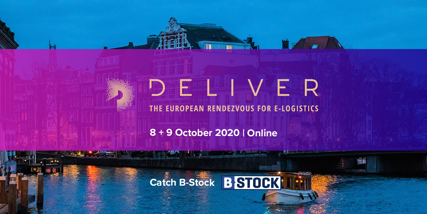 Catch B-Stock at Deliver 2020, 8 + 9 October