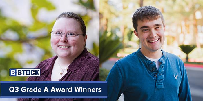 Grade A Award Winners: Q3 2020!