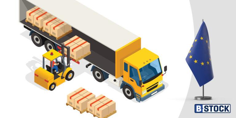 Buying on B-Stock Europe? 3 Ways to Save Money on Shipping