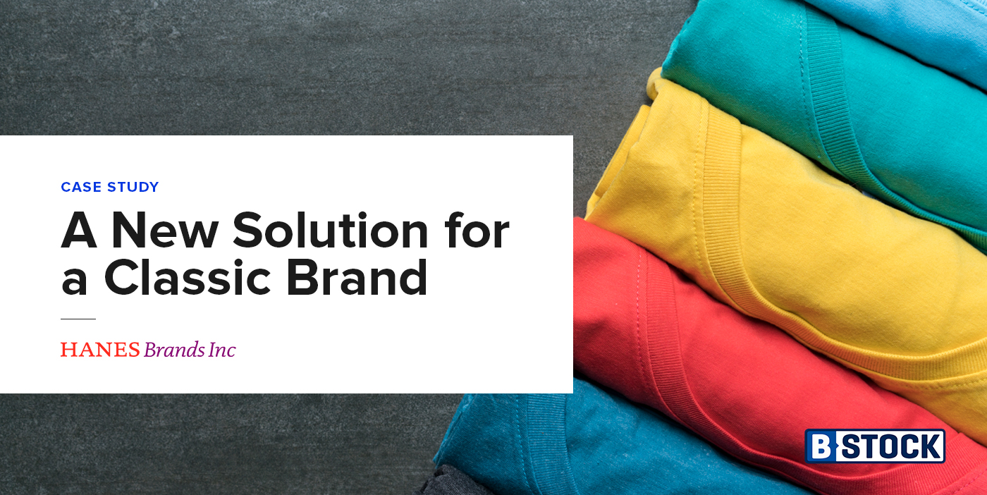 Hanesbrands Case Study: A New Solution for a Classic Brand
